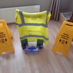 Covid19 PPE safety equipment